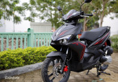 Giới thiệu Honda Airblade 2018 – Trang bị thêm smarkey, giá tăng từ 100 nghìn đồng