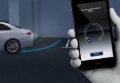 Video: Hệ thống hỗ trợ đỗ xe qua Smartphone trên Mercedes-Benz E-Class
