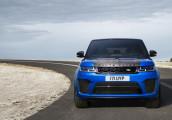 Range Rover Sport SVR lập kỷ lục mới trên đường lên cổng trời