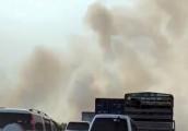 Tông xe liên hoàn trên cao tốc Long Thành - Dầu Giây do khói mù mịt