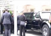 Donald Trump khoe siêu xe Cadillac 'The Beast' với ông Kim Jong Un