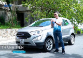 Trải nghiệm xe Ford Ecosport 2018 - Chuyên gia trong đường phố đông đúc