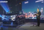 Soi chi tiết 4 phiên bản trên Mazda BT50 vừa ra mắt