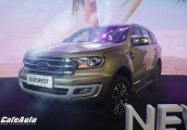 Ford Everest 2018 có đủ sức vượt mặt đối thủ trong phân khúc SUV?