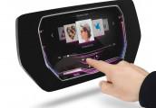 Khám phá công nghệ màn hình cảm ứng 3D sắp 'gây bão' ngành công nghiệp xe hơi