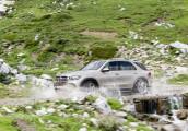 Khám phá công nghệ 'nhảy nhót' trên Mercedes GLE thế hệ mới