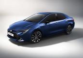 Rò rỉ thông tin Toyota Corolla 2020 trước thềm Triển lãm xe hơi Quảng Châu 2018