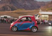 Đây là chiếc Smart ForTwo nhanh nhất hành tinh