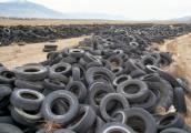 Video quá trình tái chế lốp ô tô cũ thân thiện với môi trường