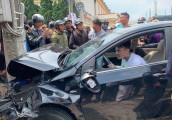 Thanh niên ngáo đá gây tai nạn liên hoàn tại Đà Lạt