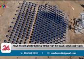 Năng lượng mặt trời thay thế nhiên liệu hóa thạch trong SX công nghiệp