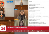 Tòa án trực tuyến tại Trung Quốc