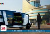 Xu hướng công nghệ: Robot giao hàng