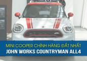 Chạm mặt Mini John Cooper Works Countryman ALL4 chính hãng đắt nhất