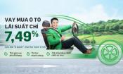 VP Bank cho vay mua ô tô lãi suất chỉ 7,49%