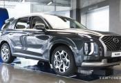 Bắt trend lộng lẫy xa hoa, Hyundai Palisade bản Vip cứ ngỡ Mer GLS Maybach