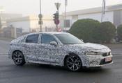 Honda Civic 2021 bản hatchback chính thức lộ diện, đe dọa vị thế của Mazda 3 Sport