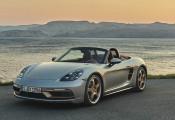 Chỉ có 1.250 xe Porsche 718 Boxster 25 Years được trình làng, mừng mốc lịch sử