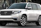 Sai lầm giao xe cho đối tác Nga, Toyota Land Cruiser thế hệ mới bị lộ toàn bộ ảnh nội thất