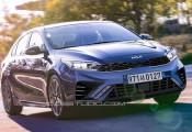 Kia Cerato 2021 bản nâng cấp chốt lịch ra mắt trong tháng 3, Honda Civic, Mazda 3 hết cửa giành ngôi vương