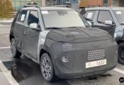 Hyundai Kona chuẩn bị có đàn em mới, tên mã AX1, dễ độc chiếm phân khúc crossover hạng A không đối thủ tại Việt Nam