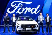 Vén màn Ford Evos 2021: Khi hãng xe bình dân Mỹ 'cả gan' làm xe coupe SUV đấu BMW X6, Lamborghini Urus