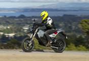 Xuất hiện xe điện Zero FXE kiểu dáng hệt như Ducati Scrambler