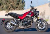 Naked bike giá rẻ Benelli Leoncino 2021 chỉ hơn 141 triệu đồng