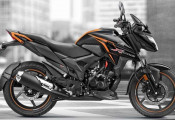 Naked bike giá rẻ Honda Xblade trình làng, giá từ 46 triệu đồng