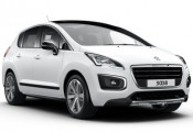 Peugeot 3008 1.6AT SUV/Crossover 2016