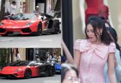 Ninh Dương Lan Ngọc, Shark Linh góp mặt cùng  dàn siêu xe khai trương cửa hàng thời trang