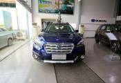 Subaru Outback 2017: Sự khác biệt đến từ đứa con lai SUV và Wagon