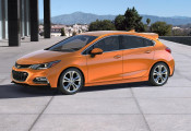 Chevrolet Cruze 2018