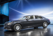 Mercedes-Benz S-Class 2018