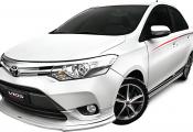 Toyota ViosTRD 2017 chính thức ra mắt, giá từ 644 triệu đồng