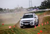 Trải nghiệm Chevrolet Colorado tại Trường đua Happy Land