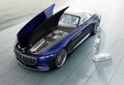 Mê mẫn trước Mercedes-Maybach 6 Cabriolet Concept vừa ra mắt