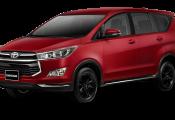 Điểm mặt những cải tiến mới trên Toyota Innova 2017