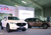 Trải nghiệm nhanh Mazda CX-5 2018 có giá bán từ 879 triệu đồng