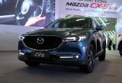 Mazda CX5 2018 thách thức các đối thủ