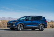 Hyundai Santa Fe 2019 chính thức bán ra với mức giá từ 584 triệu đồng