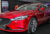 'Soi' Mazda 6 hoàn toàn mới sẽ về thị trường Việt Nam