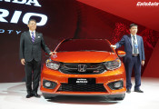 Honda Brio 2019