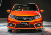 Toyota Wigo, Hyundai i10 có đối thủ mới: Honda Brio đổ bộ về Việt Nam