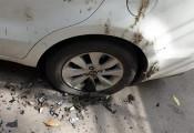 Đỗ trong ngõ, xe ôtô bị đốt: Vẫn chưa ra nhận xe