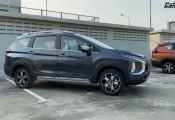 Cận cảnh Mitsubishi Xpander Cross vừa ra mắt  tại Indonesia: đối thủ của Toyota Rush, giá từ 440 triệu
