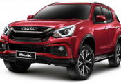 Isuzu ra mắt MU-X bản Onyx 2020, giá từ 1 tỷ tại xứ Chùa Vàng