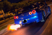 "Nissan Skyline GT-R của Paul Walker trong ""Fast and Furious"" hiện diện tại Việt Nam"