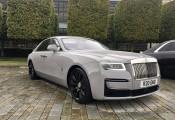 Vừa ra mắt, Rolls-Royce Ghost đã có phiên bản kéo dài Extended siêu sang cho chủ tịch