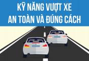 Kỹ năng vượt xe an toàn và đúng cách
